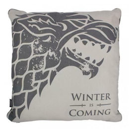 GAME OF THRONES OREILLER STARK 46 CM