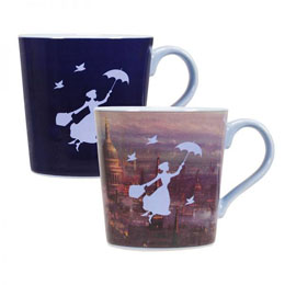 MARY POPPINS MUG EFFET THERMIQUE LONDON
