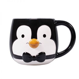 MARY POPPINS MUG SHAPED PENGUIN