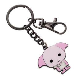 HARRY POTTER PORTE-CLES PLAQUÉ ARGENT CUTIE COLLECTION DOBBY