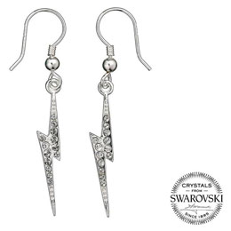 HARRY POTTER X SWAROVKSI BOUCLES D´OREILLES LIGHTNING BOLT