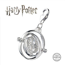 HARRY POTTER X SWAROVSKI BRELOQUE TIME TURNER