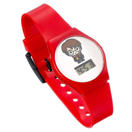 HARRY POTTER MONTRE HARRY POTTER ROUGE