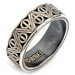 BAGUE HARRY POTTER DEATHLY HALLOWS