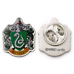 HARRY POTTER BADGE PIN SLYTHERIN CREST