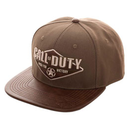 CASQUETTE CALL OF DUTY PUSH FOR VICTORY