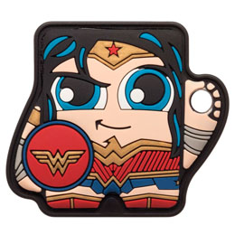 DC COMICS PORTE-CLE FOUNDMI BLUETOOTH WONDER WOMAN 4 CM