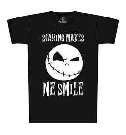 L'ÉTRANGE NOËL DE MONSIEUR JACK T-SHIRT SCARING MAKES ME SMILE