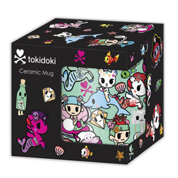 Photo du produit MUG TOKIDOKI EN CERAMIQUE Photo 1