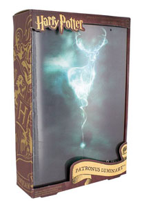 Photo du produit VEILLEUSE HARRY POTTER LUMINART PATRONUS 30 CM Photo 1