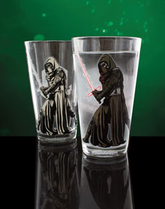 STAR WARS EPISODE VIII VERRE CHANGEANT DE COULEUR KYLO REN