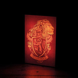 VEILLEUSE HARRY POTTER LUMINART GRYFFINDOR 30 CM