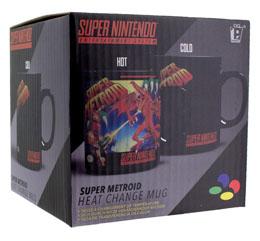 Photo du produit SUPER NINTENDO MUG EFFET THERMIQUE SUPER METROID Photo 2