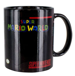 Photo du produit SUPER NINTENDO MUG EFFET THERMIQUE SUPER MARIO WORLD Photo 1