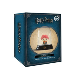 LAMPE HARRY POTTER BELL JAR RON 13 CM