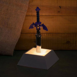 LEGEND OF ZELDA LAMPE MASTER SWORD