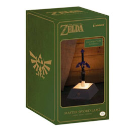 Photo du produit LEGEND OF ZELDA LAMPE MASTER SWORD Photo 2