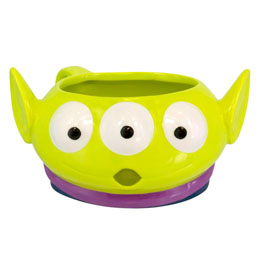 TOY STORY MUG SHAPED ALIEN