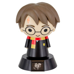 HARRY POTTER VEILLEUSE 3D ICON HARRY POTTER 10 CM