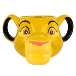 LE ROI LION MUG SHAPED SIMBA