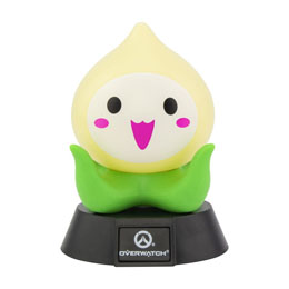 Photo du produit OVERWATCH VEILLEUSE 3D ICON PACHIMARI 10 CM Photo 1