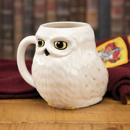 HARRY POTTER MUG SHAPED HEDWIG