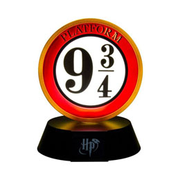 HARRY POTTER VEILLEUSE 3D ICON PLATFORM 9 3/4 10 CM