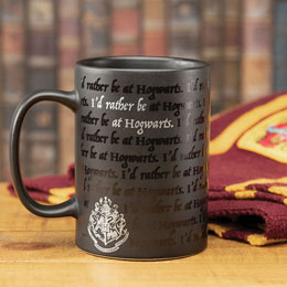 Photo du produit HARRY POTTER MUG I WOULD RATHER BE AT HOGWARTS Photo 1