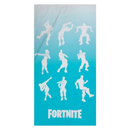 SERVIETTE DE PLAGE FORTNITE DANCING