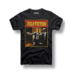 PULP FICTION T-SHIRT VENGEANCE