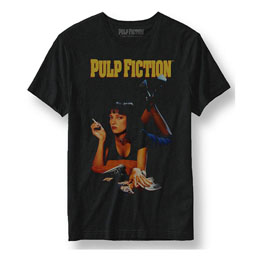 PULP FICTION T-SHIRT POSTER