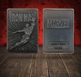 Photo du produit Marvel Lingot Iron Man Limited Edition Photo 3