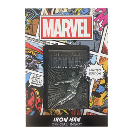 Photo du produit Marvel Lingot Iron Man Limited Edition Photo 4