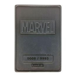 Photo du produit Marvel Lingot Captain America Limited Edition Photo 1