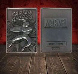 Photo du produit Marvel Lingot Captain America Limited Edition Photo 3