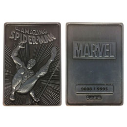 Photo du produit Marvel Lingot Spider-Man Limited Edition Photo 3