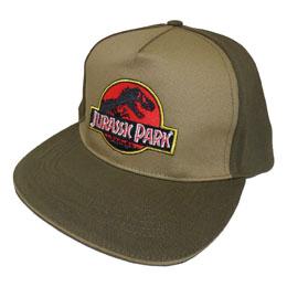 Jurassic Park casquette hip hop Logo
