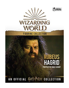 Photo du produit WIZARDING WORLD FIGURINE COLLECTION 1/16 RUBEUS HAGRID 16 CM Photo 1