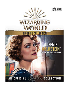 Photo du produit WIZARDING WORLD FIGURINE COLLECTION 1/16 QUEENIE GOLDSTEIN 12 CM Photo 1