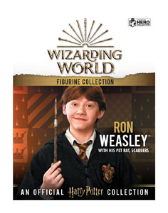Photo du produit WIZARDING WORLD FIGURINE COLLECTION 1/16 RON WEASLEY 10 CM Photo 1