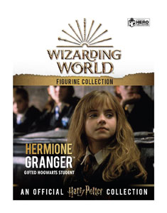 Photo du produit WIZARDING WORLD FIGURINE COLLECTION 1/16 HERMIONE GRANGER 9 CM Photo 1