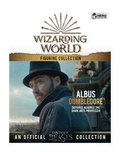 Photo du produit WIZARDING WORLD FIGURINE COLLECTION 1/16 ALBUS DUMBLEDORE 12 CM Photo 1