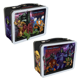 Masters of the Universe - Revelation boîte métal Heroes And Villains