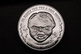 JEU D'ENFANT PIECE DE COLLECTION 25TH ANNIVERSARY CHUCKY