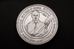 SHAUN OF THE DEAD PIECE DE COLLECTION 25TH ANNIVERSARY