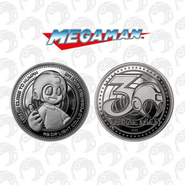 MEGA MAN PIECE DE COLLECTION 30TH ANNIVERSARY