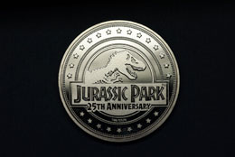 Photo du produit JURASSIC PARK PIECE DE COLLECTION 25TH ANNIVERSARY T-REX Photo 1