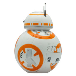 Photo du produit STAR WARS REVEIL LUMINEUX BULBBOTZ BB-8 14 CM Photo 3