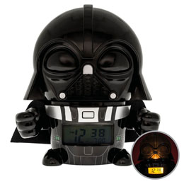 STAR WARS REVEIL LUMINEUX BULBBOTZ DARTH VADER 14 CM