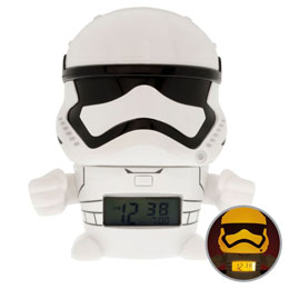 STAR WARS REVEIL LUMINEUX BULBBOTZ STORMTROOPER 14 CM